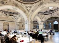 Beyazıt Devlet Kütüphanesi,  Dünyanın en güzel 10 modern kütüphanesi arasında yer aldı