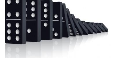 İnşaatın Domino Taşları Devrilmeye Başladı