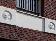 Mimari Ayrıntılar: Emoticon Cephe