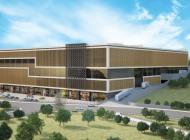 Plaza Görünümlü Sanayi Projesi: Modern Sanayi Merkezi