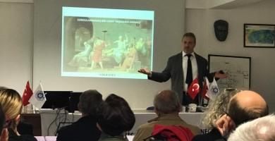 "Eskişehir TTMD Semineri'nde ""İnsan Mühendisliği"" konuşuldu"