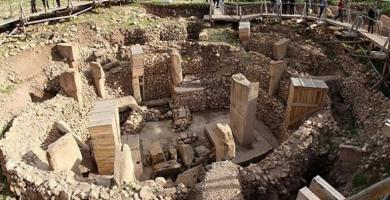 Göbeklitepe'ye Betonlu Restorasyon