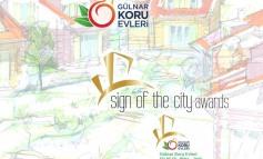 Gülnar Koru Evleri, Sign Of The City Awards 2016 'da  Birincilik Ödülü aldı