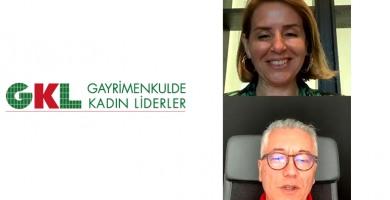 Gayrimenkulde Satış ve Pazarlamanın Geleceği, Gayrimenkulde Kadın Liderler Platformu'nun Yayınında Konuşuldu