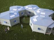 HEX HOUSE - Toplum İçin Mimari