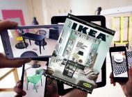 İKEA'da  VR Katalog Dönemi