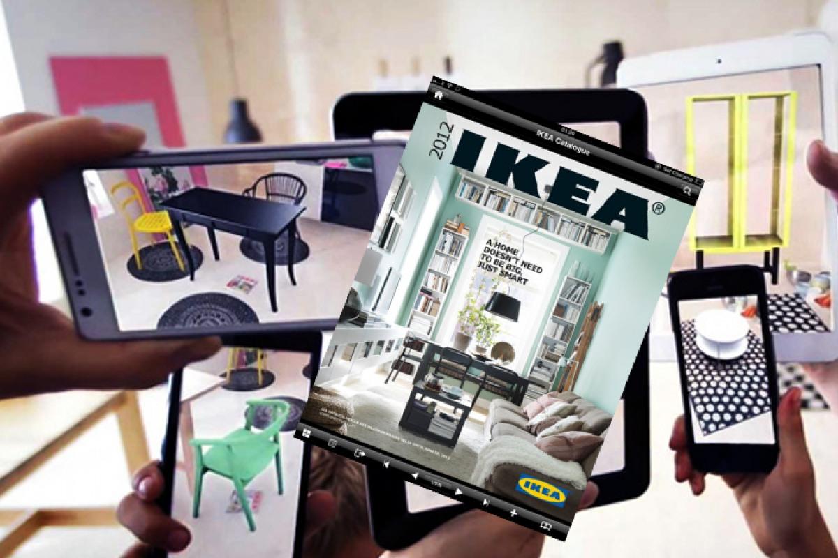 IKEA ve Apple'dan Arttırılmış Gerçeklik İçin İşbirliği