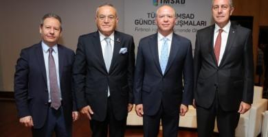 """Türkiye İMSAD Yönetim Kurulu Başkan Vekili A. Dündar Yetişener: """"Bugüne kadar fırtınalardan hep güçlenerek çıktık"""""""