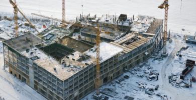 Kalekim 'Wintertech' teknolojisiyle inşaatlar (-10)°C'de bile durmayacak