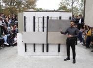 İTÜ'nün genç mimar adayları Kalebodur'la sahada uygulama yaptı