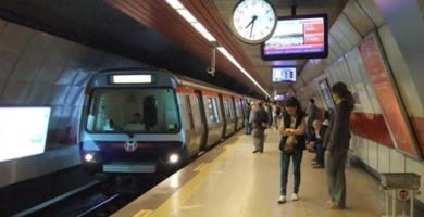 Kartal-Kaynarca Metrosunda Bir İlk