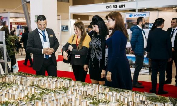 RECEXPO 5. Kez Bakü'de Sektör Profesyonellerinin Ziyaretine Hazırlanıyor