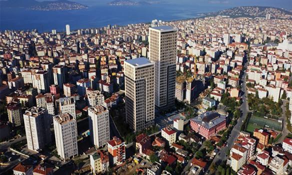İstanbul İlçeleri Şubat Ayı Konut Satış Sayısı