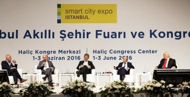 Geleceğin Yapıları Geleceğin Şehirleri Zirve ve Sergisi 6-7 Eylül 2017 İstanbul'da!