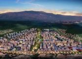 Türkiye'nin mega projesinin 6417 konutluk Park etabında inşaat sona yaklaşıyor