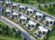 Özbek Villaları